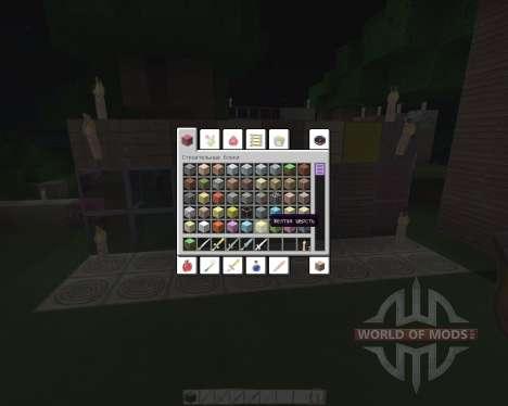 Pencil Pack [128x][1.8.8] pour Minecraft