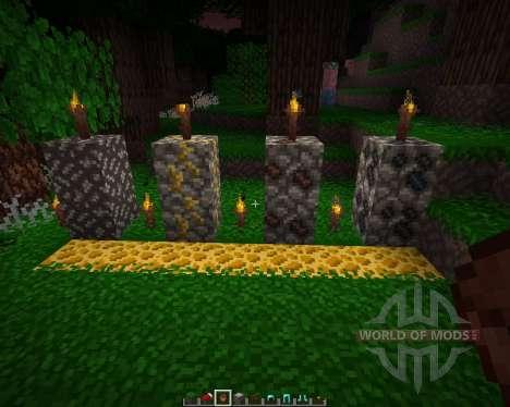 Vulbjörn A Descent to Darkness [16x][1.8.8] für Minecraft