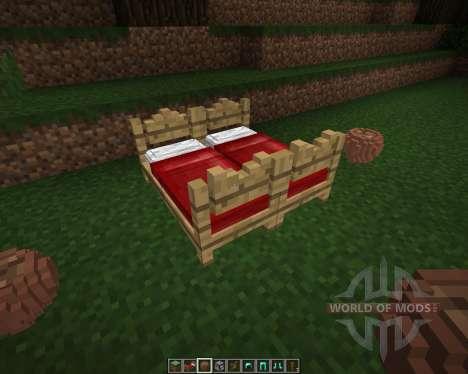 Default 3D Models [32x][1.8.8] pour Minecraft