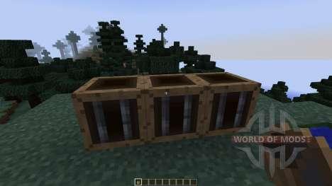 Manger [1.7.10] für Minecraft