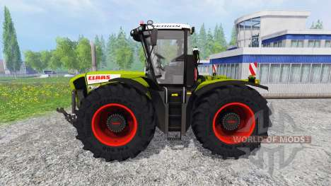 CLAAS Xerion 3300 TracVC [washable] v4.2 für Farming Simulator 2015