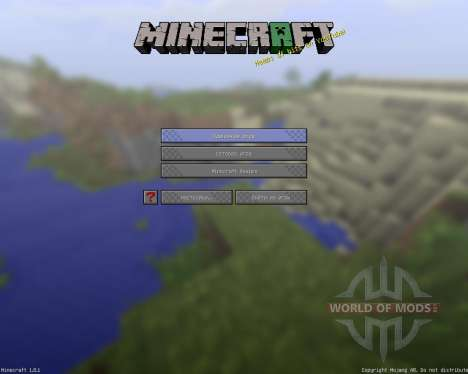 REDUX v0.3 [16x][1.8.1] für Minecraft