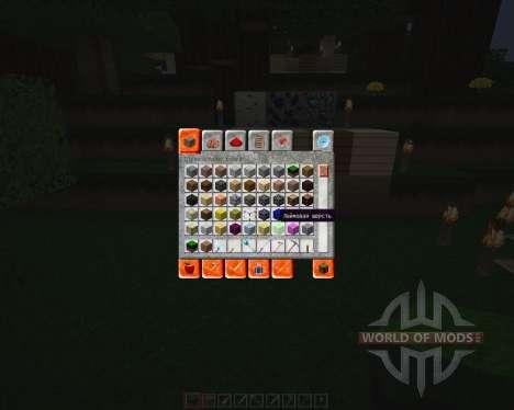 Evolutrium Craft HD Resource Pack [64x][1.8.8] pour Minecraft