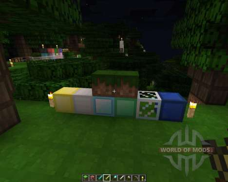 FeatherCloud Ultra Resource Pack [64x][1.8.8] pour Minecraft