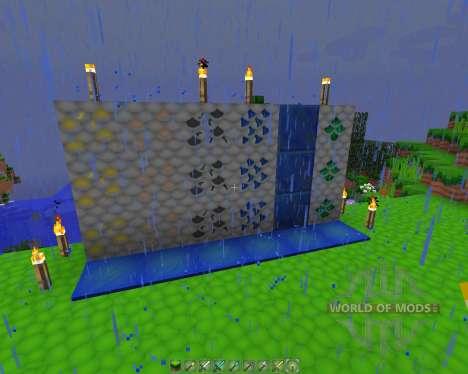 Genths Resource Pack [64x][1.8.8] pour Minecraft