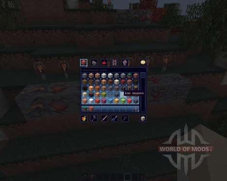 Aedena HD Resource Pack [32x][1.8.8] für Minecraft