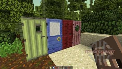 Doors O Plenty [1.7.10] für Minecraft