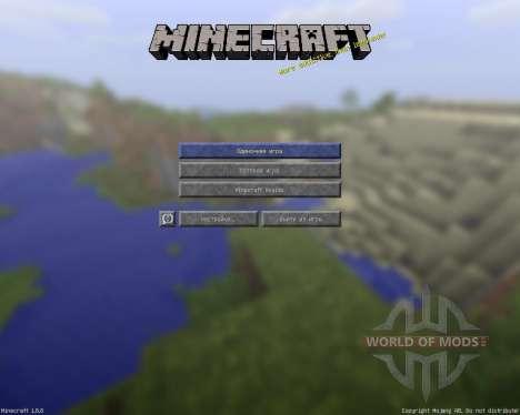 DeltaCraft Texture Packs [64x][1.8.8] für Minecraft