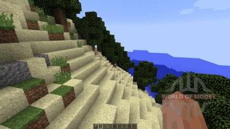 Tropica Hills [1.8][1.8.8] für Minecraft
