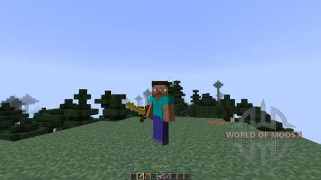 Swords of Israphel [1.7.10] pour Minecraft