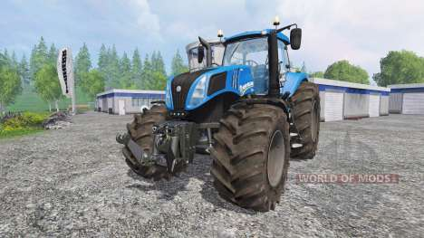 New Holland T8.320 v2.2 für Farming Simulator 2015
