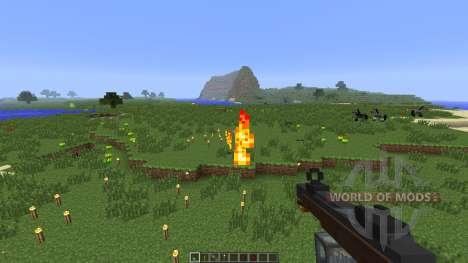Torched [1.6.4][1.6.2] für Minecraft