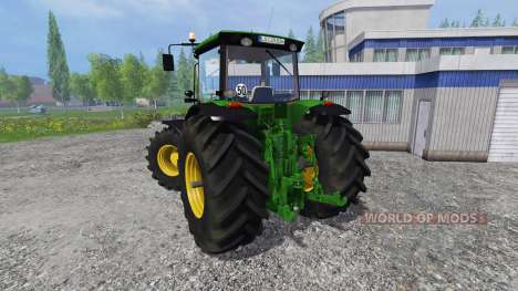 John Deere 8530 [fixed] pour Farming Simulator 2015
