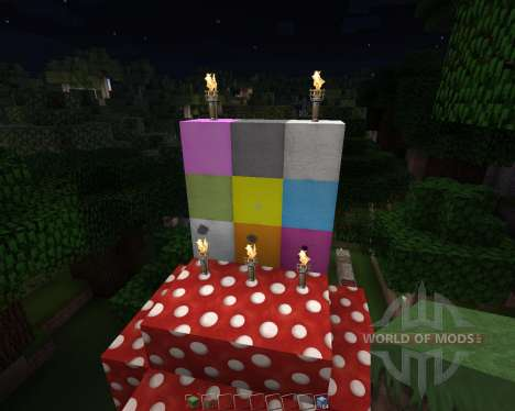 Chroma Hills RPG Resource Pack [128x][1.8.8] pour Minecraft