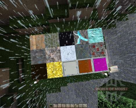 BackyardCraft [64x][1.8.8] für Minecraft