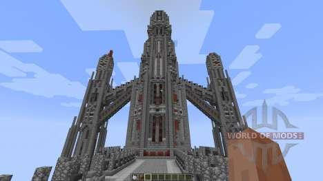 Castle of Red [1.8][1.8.8] für Minecraft