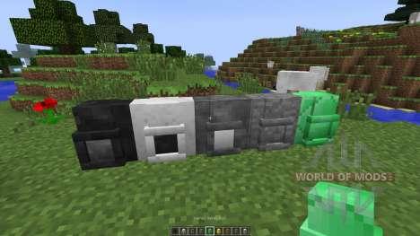 Decorative Marble and Chimneys [1.7.10] für Minecraft