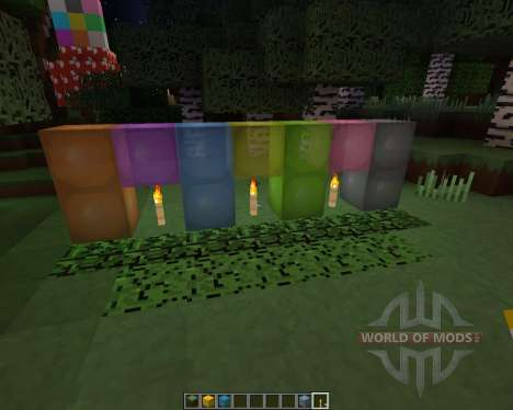 JammyCraft [16x][1.8.8] pour Minecraft