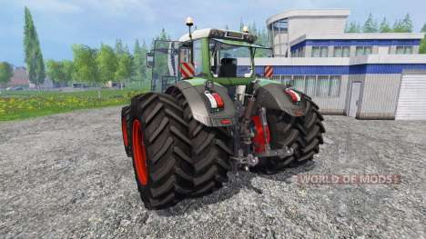 Fendt 828 Vario [fixed] für Farming Simulator 2015