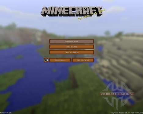 TE texture [32x][1.8.1] für Minecraft