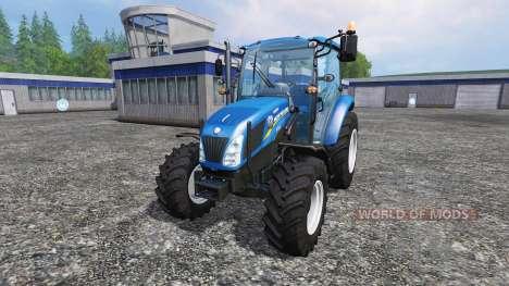 New Holland T4.65 4WD v2.0 pour Farming Simulator 2015