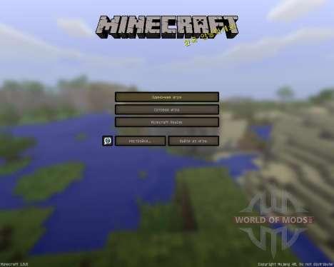 JadeCraft [16x][1.8.8] für Minecraft