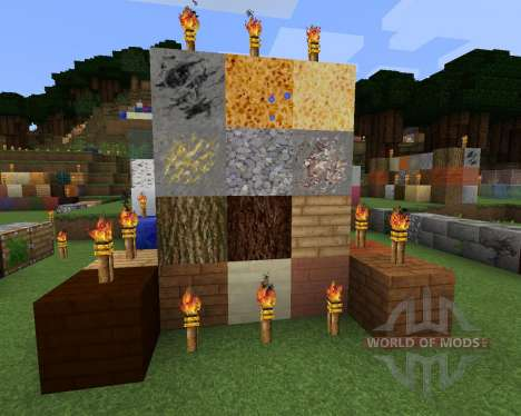 MiniGizs Resource Pack [64x][1.8.8] für Minecraft