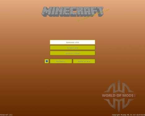 SES 8-BIT Textures [16x][1.8.1] pour Minecraft
