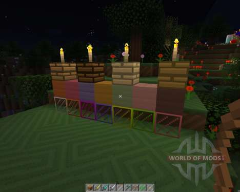 SpinPack [16x][1.8.1] pour Minecraft