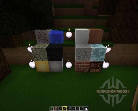 ArchCraftery Traditional Resource Pack [128x][1. für Minecraft