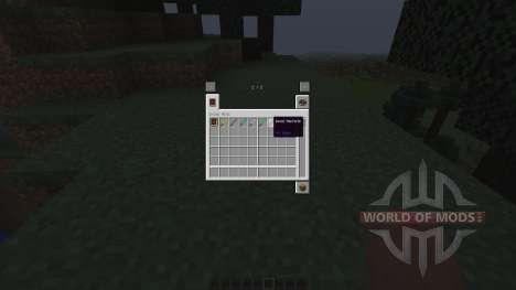 Machetes [1.8] pour Minecraft