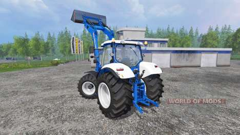 New Holland T6.160 pour Farming Simulator 2015