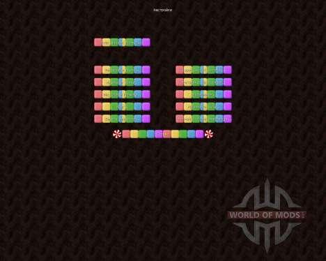Sugarpack [32x][1.8.8] für Minecraft