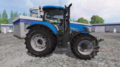 New Holland T6.160 v2.0 pour Farming Simulator 2015