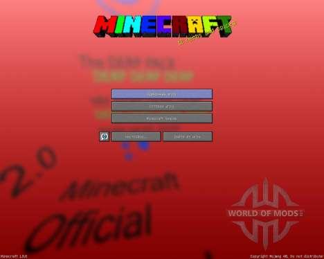 The Derp pack Rederped [16x][1.8.8] für Minecraft