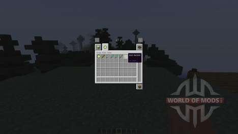 Machetes [1.7.2] pour Minecraft