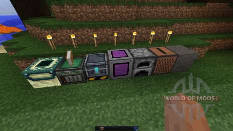 Aeon Extension Patch Vanilla [1.8][1.8.8] pour Minecraft