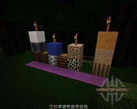 Davids Detailed Resource Pack [64x][1.8.8] für Minecraft