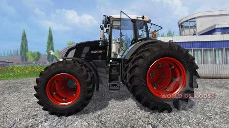 Fendt 828 Vario Black Beauty v2.0 für Farming Simulator 2015