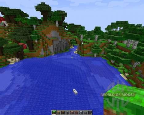 SembriCraft [32x][1.8.8] pour Minecraft