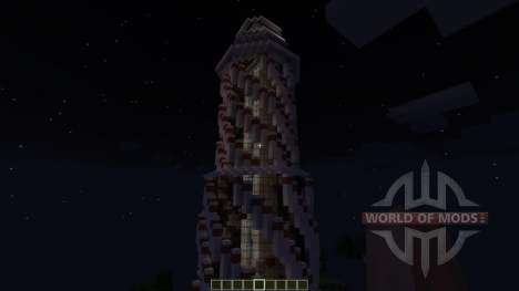 Futuristic Redstone Lighthouse [1.8][1.8.8] pour Minecraft