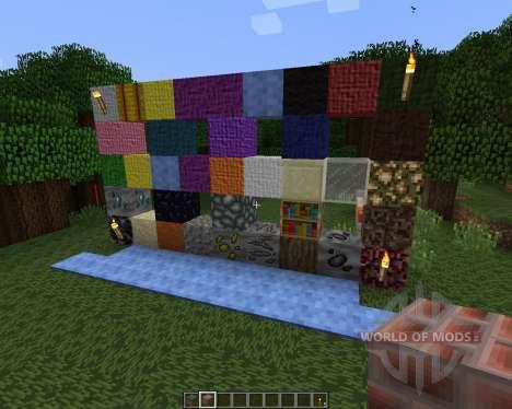 Re-Imagine Default Resource Pack [32x][1.8.8] für Minecraft