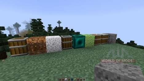 Desired Blocks [1.7.10] für Minecraft
