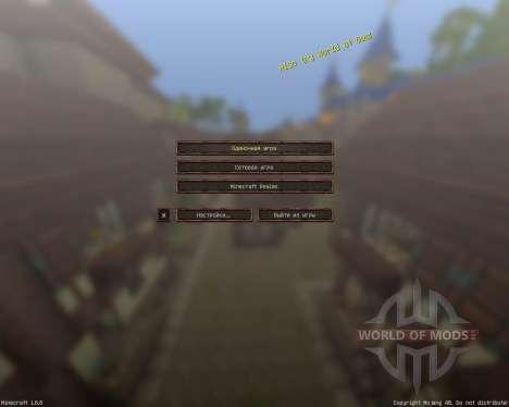 Filmjolks Medieval Resource Pack [32x][1.8.8] pour Minecraft
