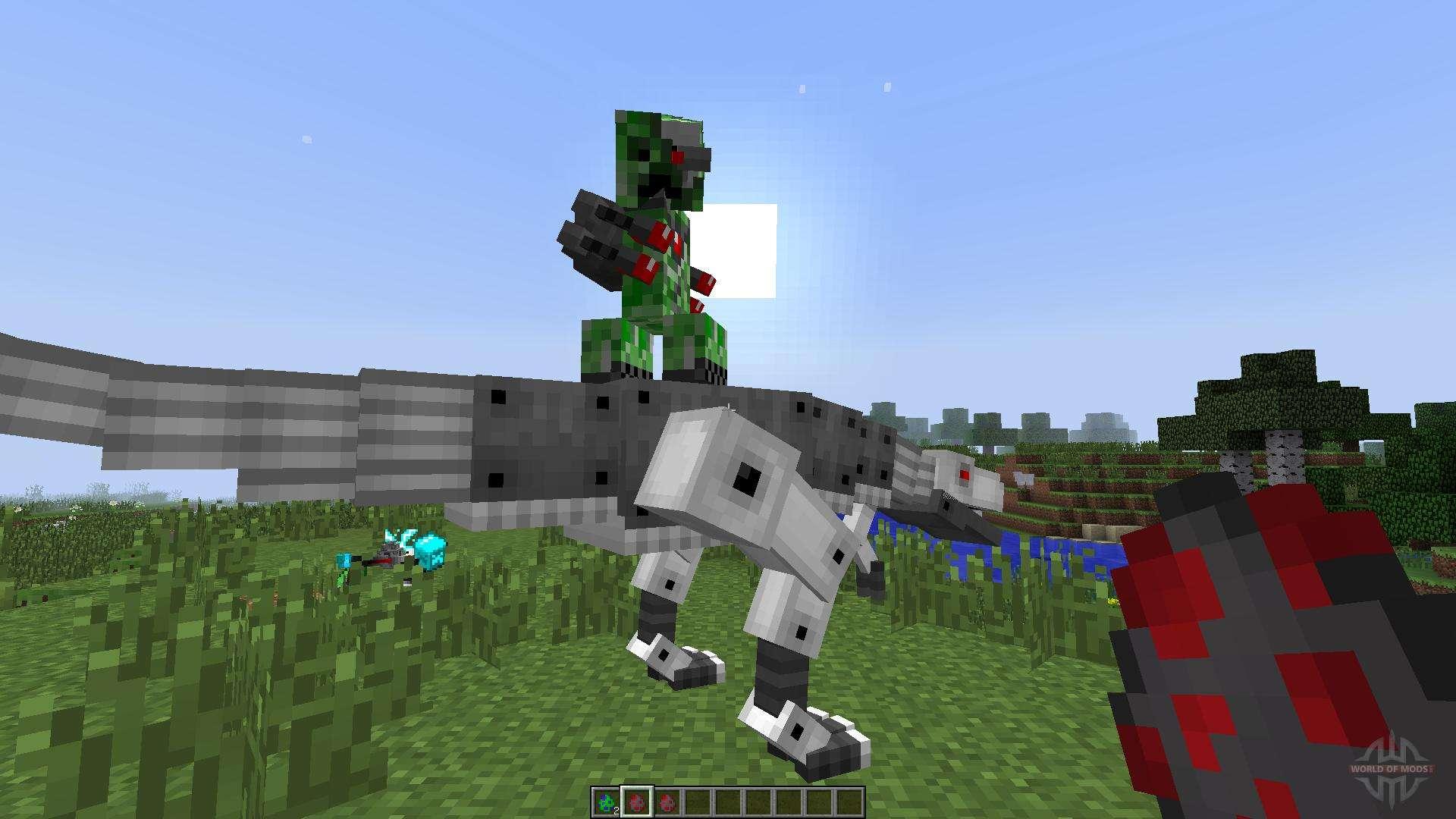 моды на роботов в майнкрафт 1.7.10 #5