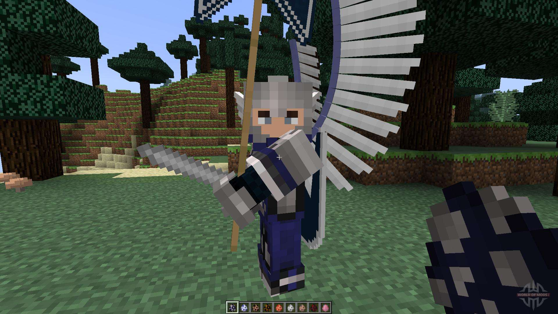 minecraft animation mod 1.7 10