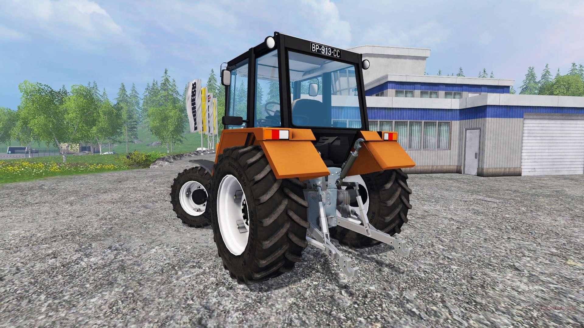 roues de tracteur agricole - photo #38
