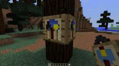 Wall Clock [1.8] für Minecraft