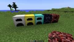 More Furnaces [1.8] pour Minecraft