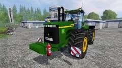 John Deere 9420 pour Farming Simulator 2015